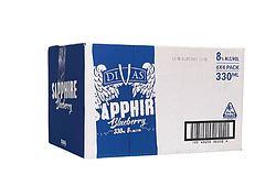DIVAS SAPPHIRE BLUEBERRY STUBBIES