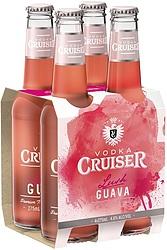 CRUISERS LUSH GUAVA 4PK