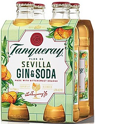 TANQUERAY SEVILLA + SODA STUBBIES