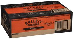 BULLEIT AND COLA 6% CAN