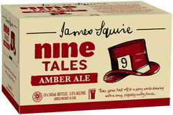 JAMES SQUIRE AMBER 345ML STUBBIES
