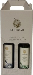 ALKOOMI WHITE LABEL TWIN PACK