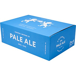COLONIAL PALE ALE CANS