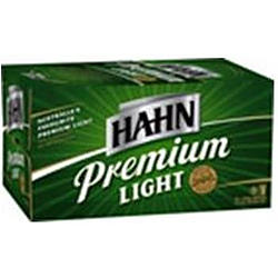 HAHN PREM LIGHT 375ML STUBBIES