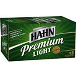 HAHN PREM LIGHT 375ML STUBBIES