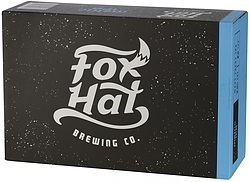 FOX HAT METRIC IPA CAN