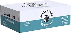 CRICKETERS ARM SESSION ALE CANS