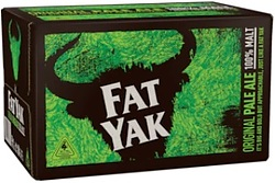 FAT YAK PALE ALE 345ML STUBBIES