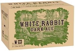 WHITE RABBIT DARK ALE 330ML STUBBIES