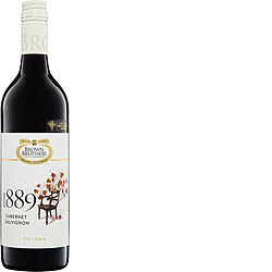 BROWN BROTHERS 1889 CAB SAUV