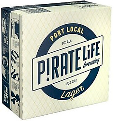 PIRATE LIFE PORT LOCAL CANS 16PK