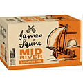 JAMES SQUIRE MID RIVER 3.5% 345ML STUBBIES - PLUS FREE BAG OF SMITHS CHIPS!