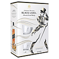 JOHNNIE WALKER BLACK GLASS GIFT PACK