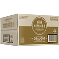 4 PINES DRAUGHT 330ML STUBBIES