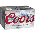 COORS CRISP LAGER 330ML STUBBIES