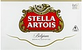 BELGIUM STELLA IMPORTED STUBBIES