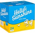 HELLO SUNSHINE APPLE CIDER STUBBIES