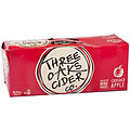 THREE OAKS APPLE CIDER 10PK CAN
