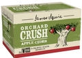 JAMES SQUIRE ORCHARD CRUSH APPLE CIDER 345ML STUBBIES
