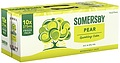 SOMERSBY PEAR CIDER CAN 10PK