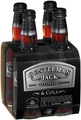 GENTLEMAN JACK AND COLA STUBBIES 4PK