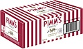 PIMMS + LEMONADE CANS 250ML