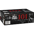 WILD TURKEY 101 6.5% AND COLA CAN
