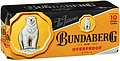 BUNDABERG OP AND COLA CAN 10PK - GO INTO DRAW TO WIN A ICE BOX! DRAWN 30TH APRIL 21