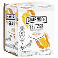 SMIRNOFF MANGO SELTZER CANS 4PK