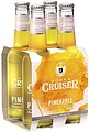 CRUISERS PURE PINEAPPLE 4PK