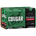 COUGAR AND COLA CANS 6PK