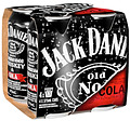 JACK DANIEL & COLA CAN 4PK- SPEND $20 OR MORE ON JACK DANIELS & GO INTO DRAW TO WIN A UE SPEAKER!