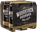 WOODSTOCK 8% & COLA 4PK