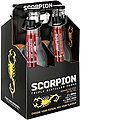 SCORPION VODKA STUBBIES 4PK