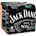 JACK DANIEL DOUBLE JACK and DRY CAN - BUY JACK DANIELS AND GO INTO DRAW TO WIN A WEBBER!