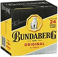 BUNDABERG AND COLA CUBE
