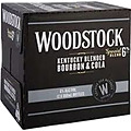 WOODSTOCK 6% + COLA 660ML 12PK