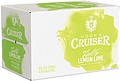 CRUISERS ZESTY LEMON-LIME STUBBIES