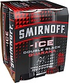 SMIRNOFF ICE BLACK AND GUARANA CANS 4PK