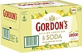 GORDONS SICILLIAN + SODA STUBBIES