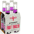 STINGER FRUIT TINGLER 4PK STUBBIES