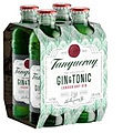 TANQUERAY GIN  AND TONIC 275ML 4PK ST