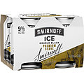 SMIRNOFF ICE BLACK 9% CAN 250ML