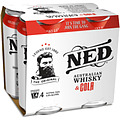 NED WHISKY + COLA CAN 4.8% 4PK