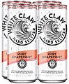WHITE CLAW RUBY GRAPEFRUIT CANS 4PK
