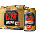 BEARDED LADY 12% + COLA CAN