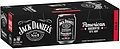 JACK DANIELS AMERICAN SERVE + COLA 10PK CAN