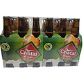 CRISTAL PORTUGUESE PILSNER 330ML STUBBIES
