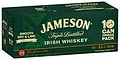 JAMESON DRY + LIME 6.3% 375ML CAN 10PK