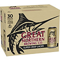 GREAT NORTHERN 3.5% 330ML CANS 30PK
